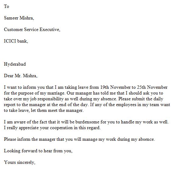 delegation Letter 50