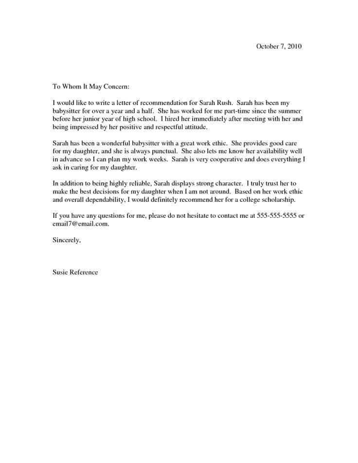 goodwill letter 30
