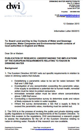 information letter 60