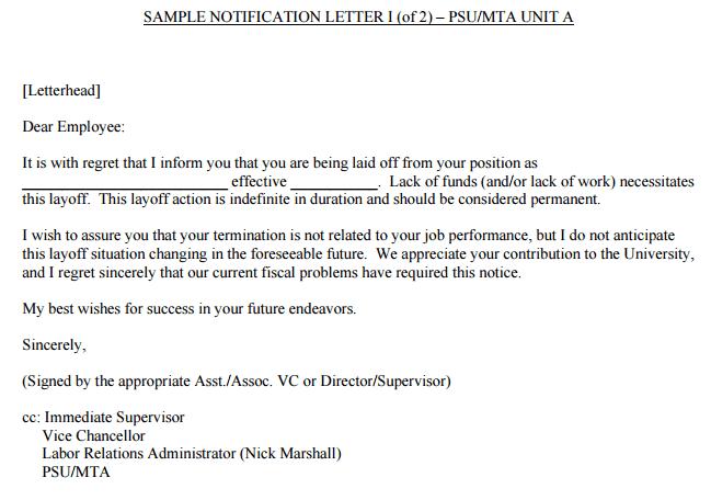 notification letter 10
