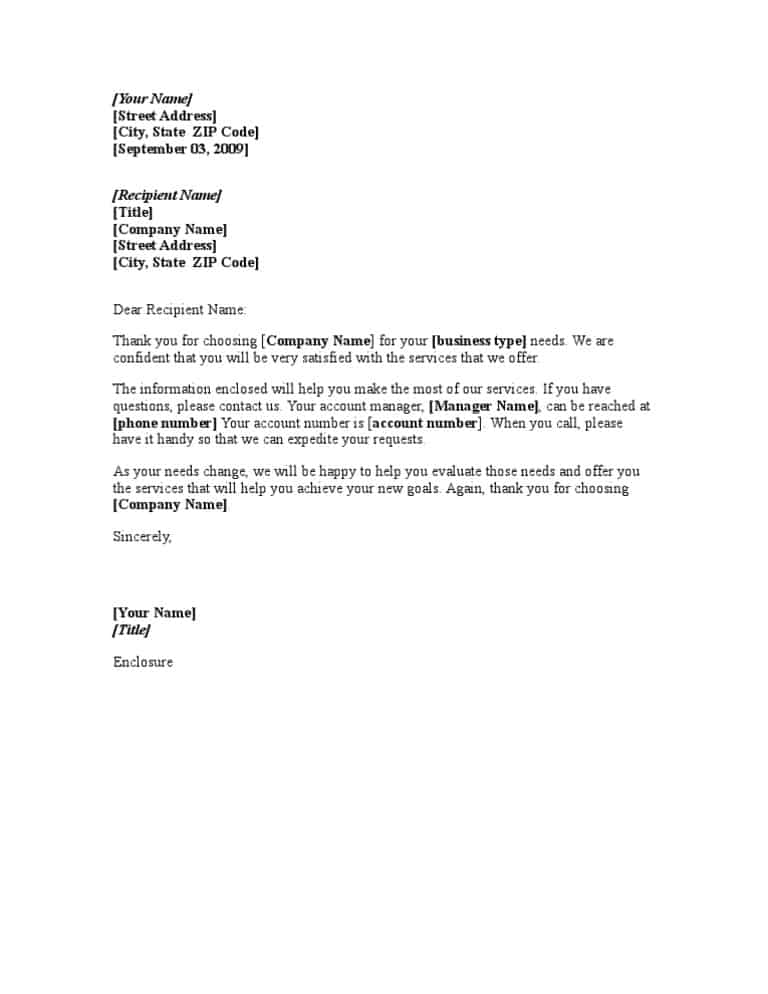 Sample Welcome Letter To New Employee from www.sampleletterword.com