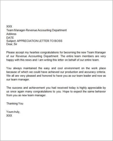 Letter Praising Employee To Boss from www.sampleletterword.com