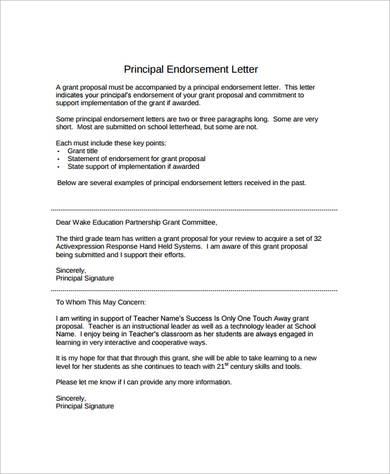 Sample Letter Of Support For A Grant from www.sampleletterword.com